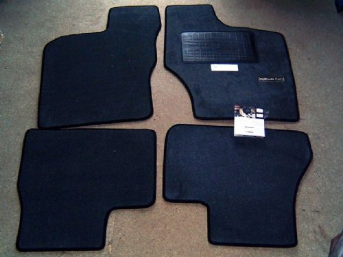 Mat set, Subaru Justy 97 on, Suzuki Swift, new